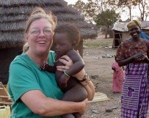 Nan in Sudan, 2007