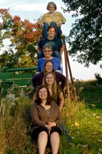The GWP Steering Committee met at Joyfield Farm, hosted by Rachel Gross, former GWP Steering Committee member, in North Manchester, IN - September 2013
